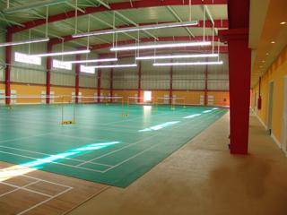 硅PU羽毛球场(广州地铁设计院硅PU羽毛球场)